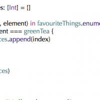 Finding the index/indices of an element in an array