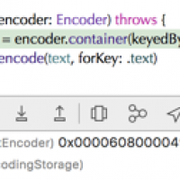 Saving Files with Codable